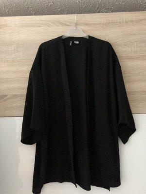 H&M Divided Kimono noir