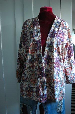 Atmosphere Chemisier kimono multicolore