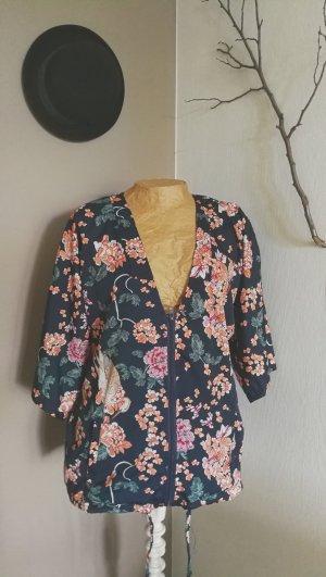 Primark Kimono blouse rosé-blauw