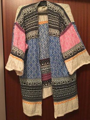 H&M Jersey kimono multicolor