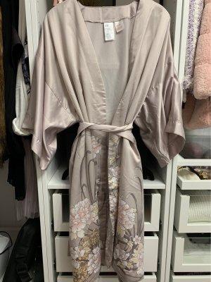Kimono Flowerlook Satinoptik - Bloggerstyle