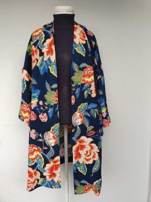 H&M Kimono blu