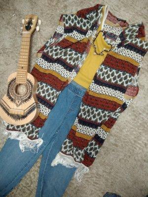 Kimono Hippie Fransen