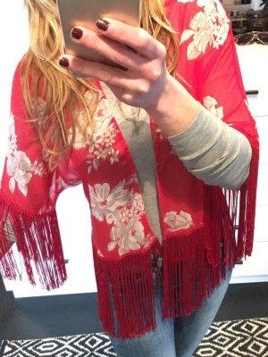 Asos Kimono blouse veelkleurig