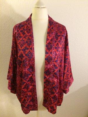 Kimono Jacke in coolem Design