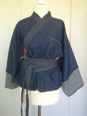 Kimono-Jeansjacke True Religion Gr.36