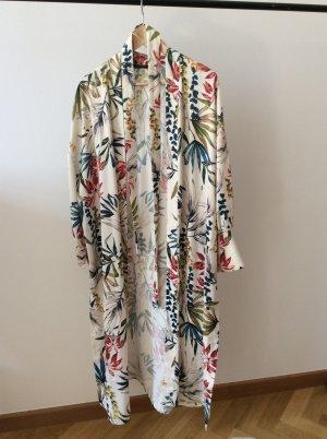 Zara Veste multicolore tissu mixte