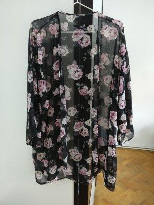 Kimono mit Blumenmuster von H&M
