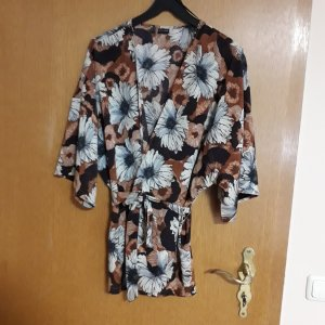 Bodyflirt Chemisier kimono multicolore polyester
