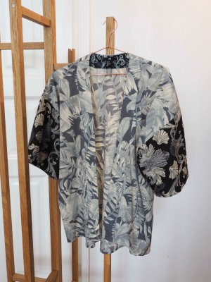 H&M Short Sleeve Shirt multicolored polyester