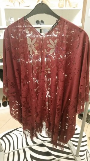 Kimono Überwurf Poncho