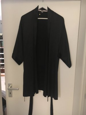 Victoria's Secret Dressing Gown black