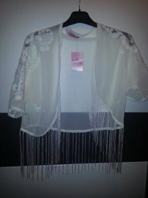 Kimono Weiß Hunkemöller