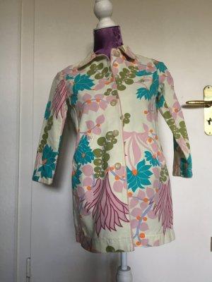 Donaldson Between-Seasons-Coat multicolored