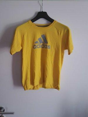 Kinder Shirt Adidas Gelb