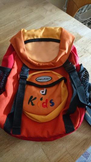 Deuter Kindergarden Backpack bright red