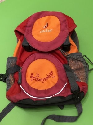 Deuter Kindergarden Backpack multicolored synthetic
