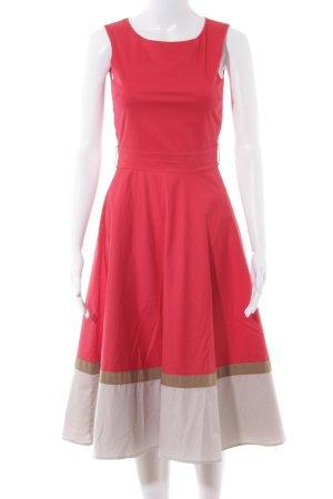 King Kong A-Linien Kleid mehrfarbig Elegant