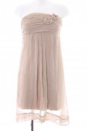 King Kong Bustierkleid hellbeige Casual-Look