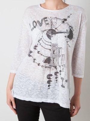 King Kong Shirt Weiss (Gr. S/M)