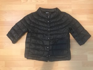 King Kong Quilted Jacket black