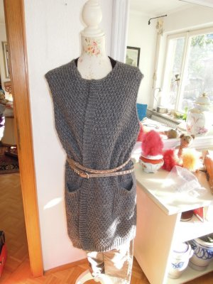 King Kong Knitted Vest grey
