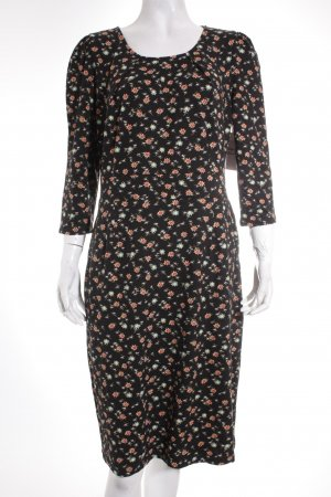 King louie Jerseykleid florales Muster Casual-Look