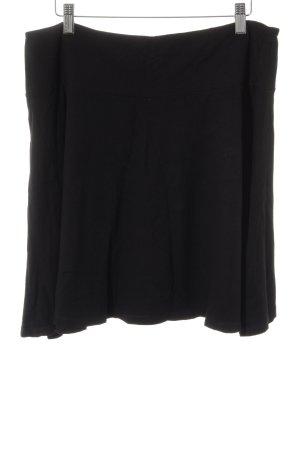 King louie Mini-jupe noir style décontracté