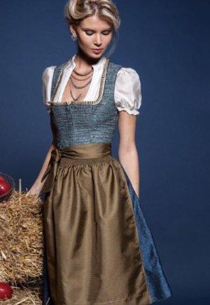 Kinga Mathe Vestido Dirndl multicolor