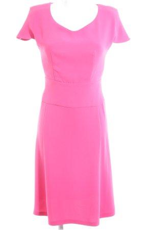 Kinga Mathe Kurzarmkleid pink Elegant