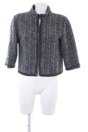 Kinga Mathe Giacca tradizionale grigio chiaro-grigio puntinato stile casual