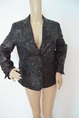 Kingfield Metallic blazer gr.38 bronze silber