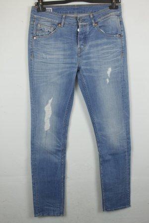 Kings of Indigo K.O.I. Jeans Used Look Gr. 28 Modell: Emma