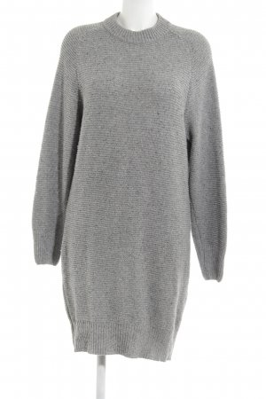 Kings of Indigo Sweater Dress grey casual look