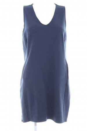 Kiomi A-Linien Kleid dunkelblau Brit-Look