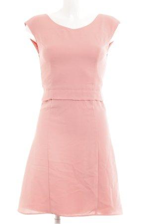 Kiomi A-Linien Kleid lachs Elegant