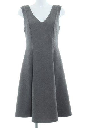 Kiomi Abendkleid grau-silberfarben Elegant