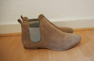 Kiomi Ankle Boot Schuhe Stiefeletten chelsea Boots Oktoberfest Wiesn Dirndl