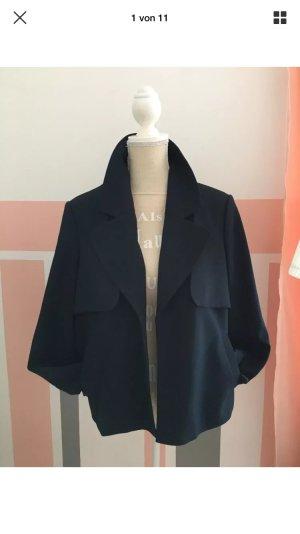KIOMI Blazer / Jacket / Kurz Mantel in Marine Blau Gr.42, Neu mit Etikett!!!