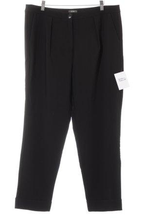 Kiomi Pantalon à pinces noir élégant