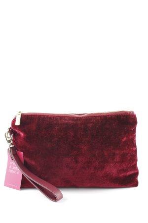 Kiomi Bolso de mano color oro-púrpura elegante