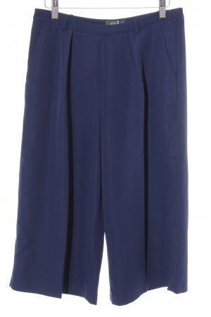 Kiomi Culottes donkerblauw casual uitstraling