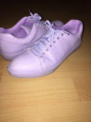 Kiomi Flats Shoes lila