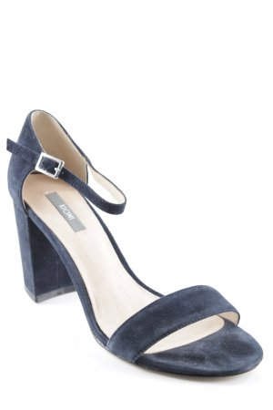 Kiomi High Heel Sandal dark blue elegant