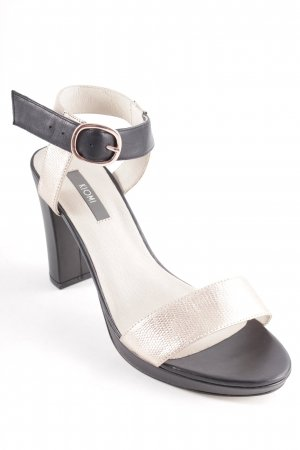 Kiomi High Heel Sandal multicolored elegant