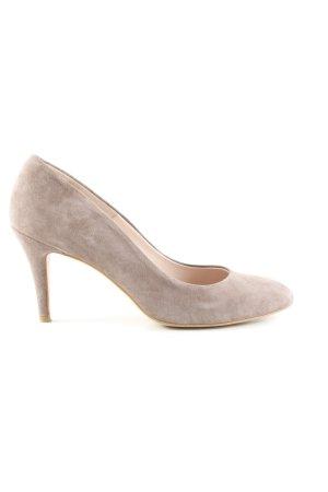 Kiomi High Heels braun Business-Look