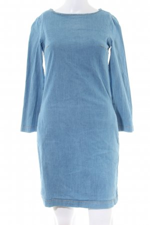 Kiomi Denim Dress blue elegant