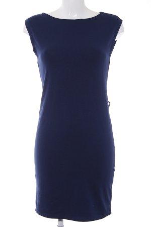 Kiomi Jerseykleid dunkelblau schlichter Stil