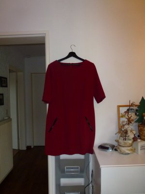 Kiomi Kleid bordeaux / weinrot  Gr. 40 - 1 x getragen