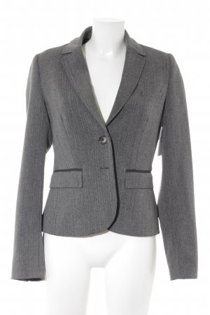 Kiomi Kurz-Blazer dunkelgrau Business-Look